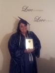 Traci Graduation