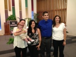 Caleb's Baby Blessing.